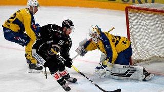 Hockey: Lugano s'impose 2-1 contre Davos