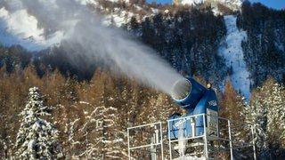 La météo printanière de janvier ne fait pas (encore) suer les stations de ski