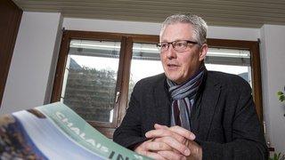 Chalais: Alain Perruchoud quittera la présidence au terme de la législature