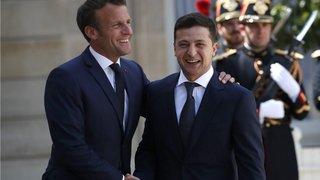 Kiev et Moscou, paix relancée?