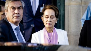 La Gambie dénonce  le «silence» de Suu Kyi