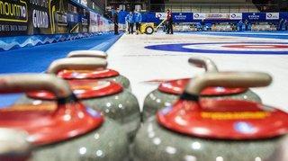 Curling: deux titres olympiques se joueront sur la glace de Champéry