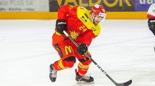 Hockey: la fin d'une longue disette à l'extérieur pour le HC Sierre