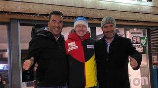 Ski alpin: Anzère soutiendra un skieur belge, Armand Marchant