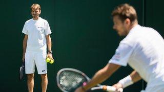 Yannick Fattebert: «Je ne me vois pas rester coach de tennis sur le circuit jusqu'à la retraite»