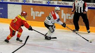 Hockey: quand la marche devient bien trop haute pour le HC Sierre…