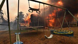 Plus d'une centaine de feux dévastent toujours le sud-est de l'Australie