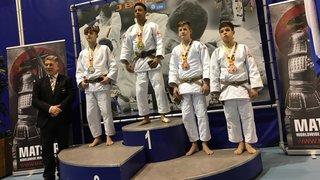 Judo: Simon Maitin confirme sa grande forme