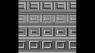 Illusion d'optique: voyez-vous les 16 cercles sur cette image?
