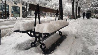 Valais: encore 20 centimètres de neige attendus d'ici à samedi