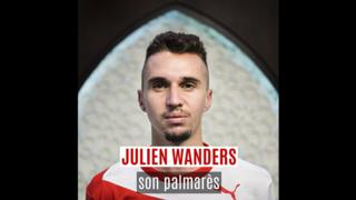 Le palmarès de Julien Wanders, prodige de la course à pied