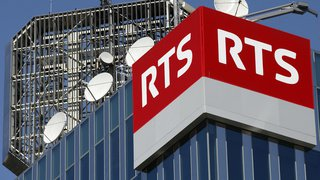 Service public: la RTS annonce la suppression de près de 23 postes