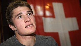 Arnaud Boisset devra patienter avant de faire le grand saut en Coupe du monde de ski alpin