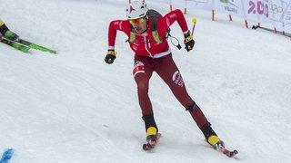 Plusieurs médailles pour les Valaisans aux nationaux de sprint de ski-alpinisme
