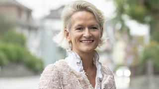 Andrea Gmür, nouvelle pilote du centre aux Chambres