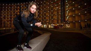 JOJ: Aurélie Sainz se battait contre le chrono, elle préfère désormais les contacts