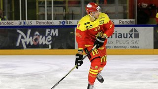 Le HC Sierre renoue avec le succès sur sa glace contre Thurgovie