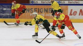 Hockey: Melvin Merola, le Valaisan qui adore bousculer les clubs valaisans