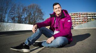 JOJ: le sport à tout prix pour Adrien Sierro